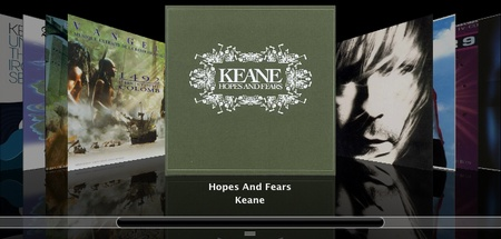 iTunes - compilations