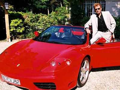 Johnny et sa f... voiture