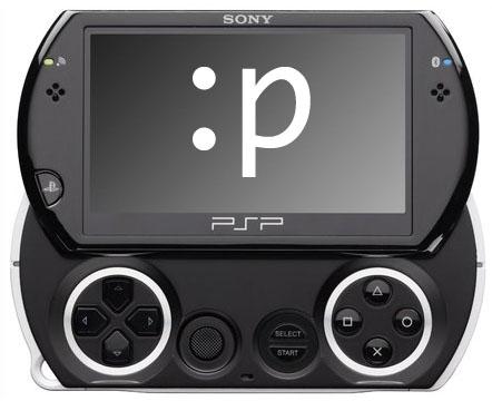 PSP Go :p