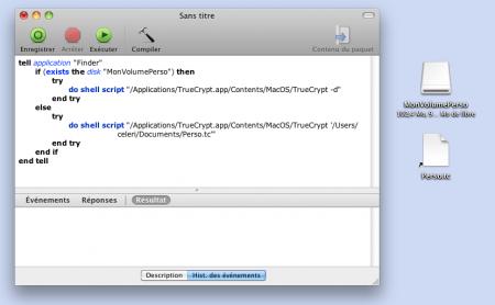 Script TrueCrypt pour Mac #1